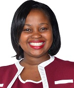Ms. Christine Njue - Secretariat